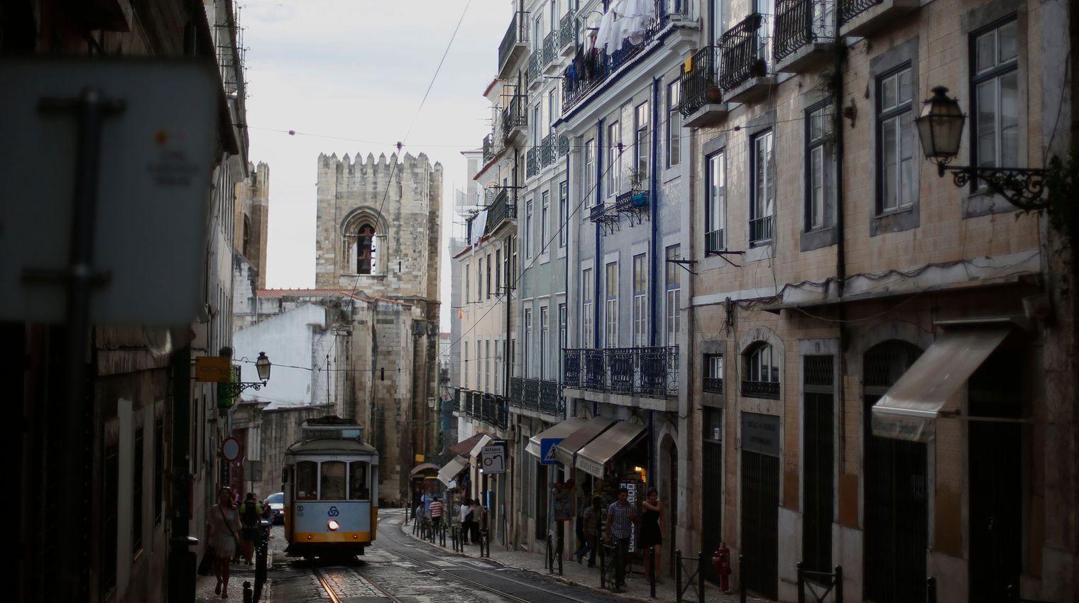 Lisbonne pris d'assaut par les Français