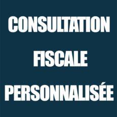 consultation fiscale personnalisée