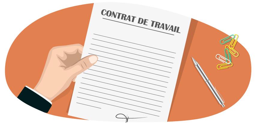 contrat de travail au portugal