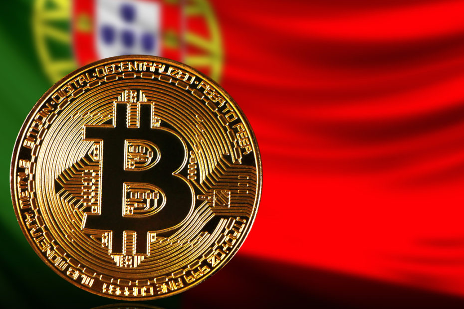 cryptomonnaie au Portugal