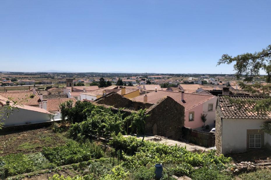 intérieur des terres au Portugal